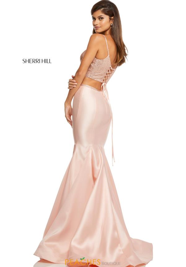 Sherri Hill Long Two Piece Dress 52734