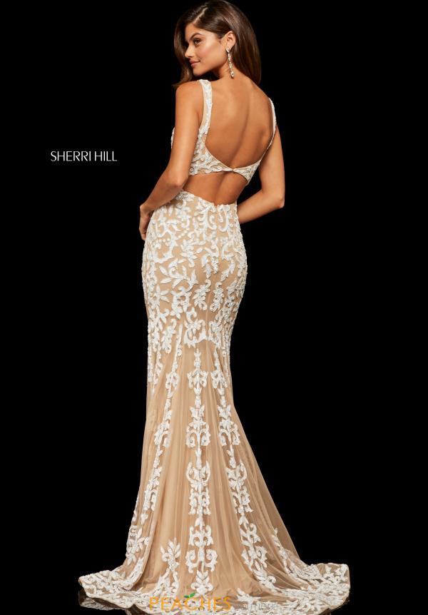 5bbbb05a55a40 Sherri Hill Dress 52925 | PeachesBoutique.com