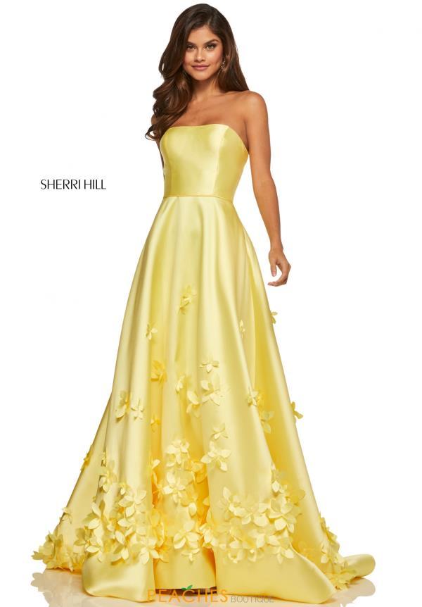 7cb35ee73671 Sherri Hill Dress 52582 | PeachesBoutique.com