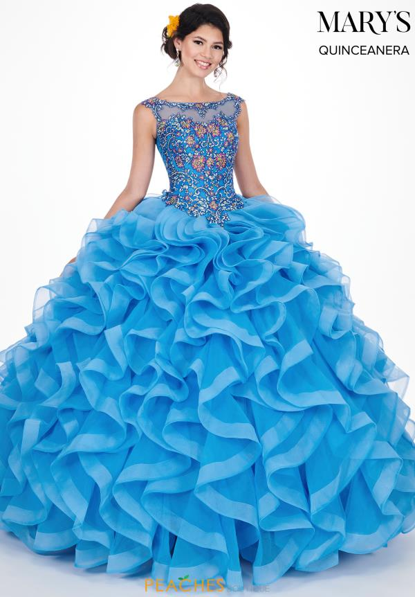 Mary's Tulle Skirt Ball Gown MQ1037