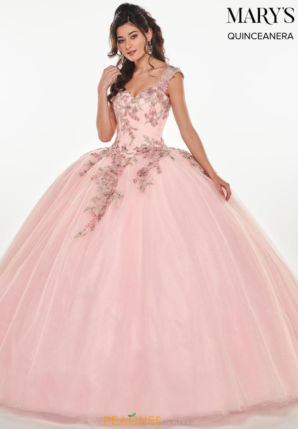 Mary's Tulle Skirt Ball Gown MQ2067