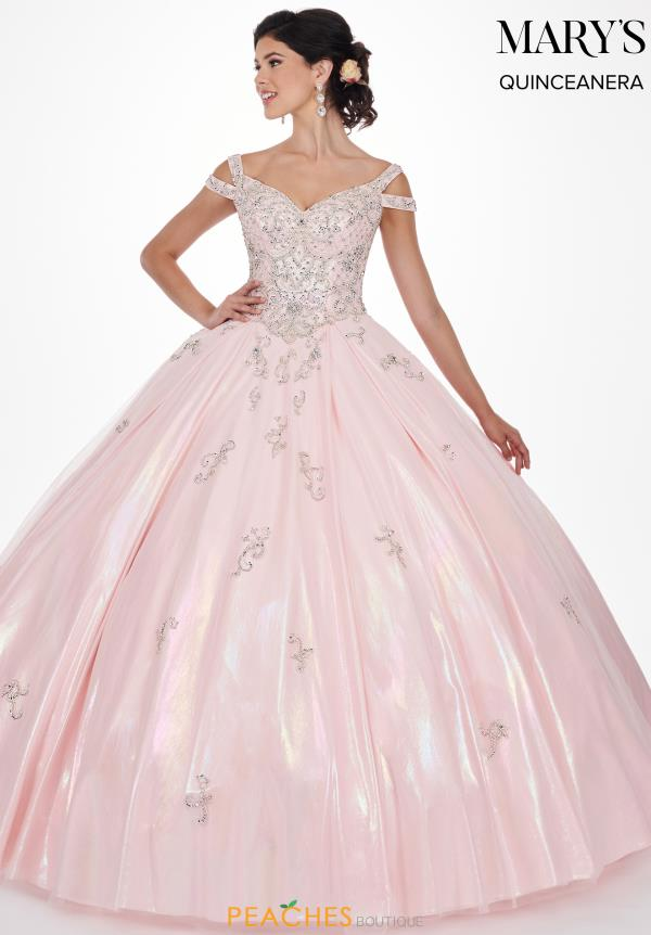 Mary's Beaded Ball Gown MQ2070