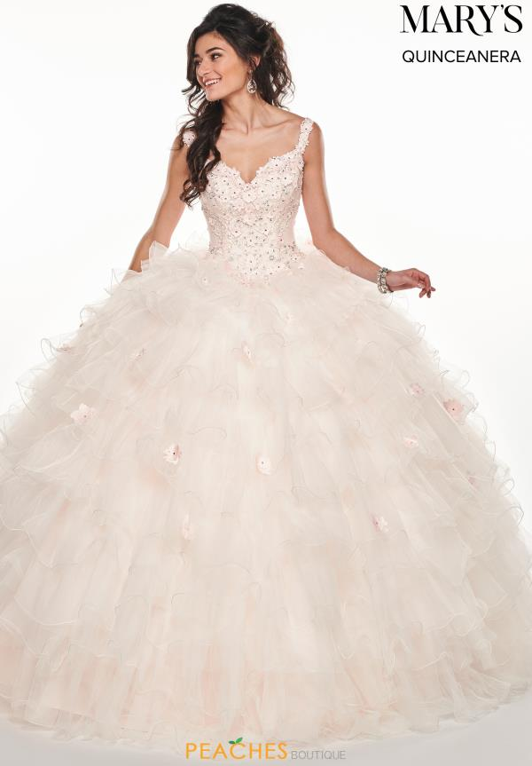 Mary's Sweetheart Neckline Ball Gown MQ2071