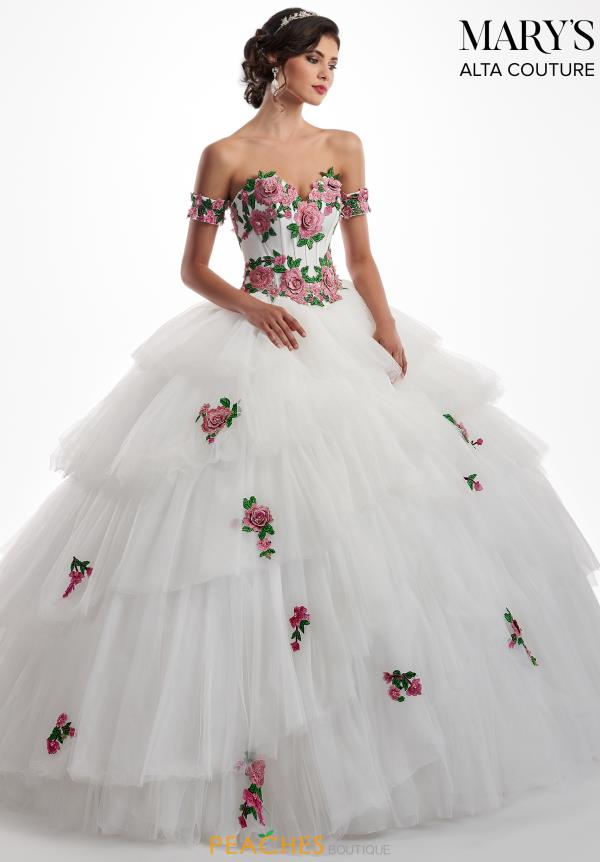 Mary's Sweetheart Neckline Ball Gown MQ3028