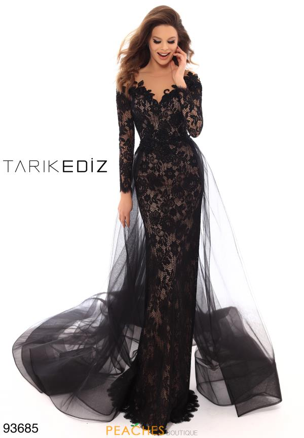 68fc7b26adbe Tarik Ediz Dress 93685 | PeachesBoutique.com