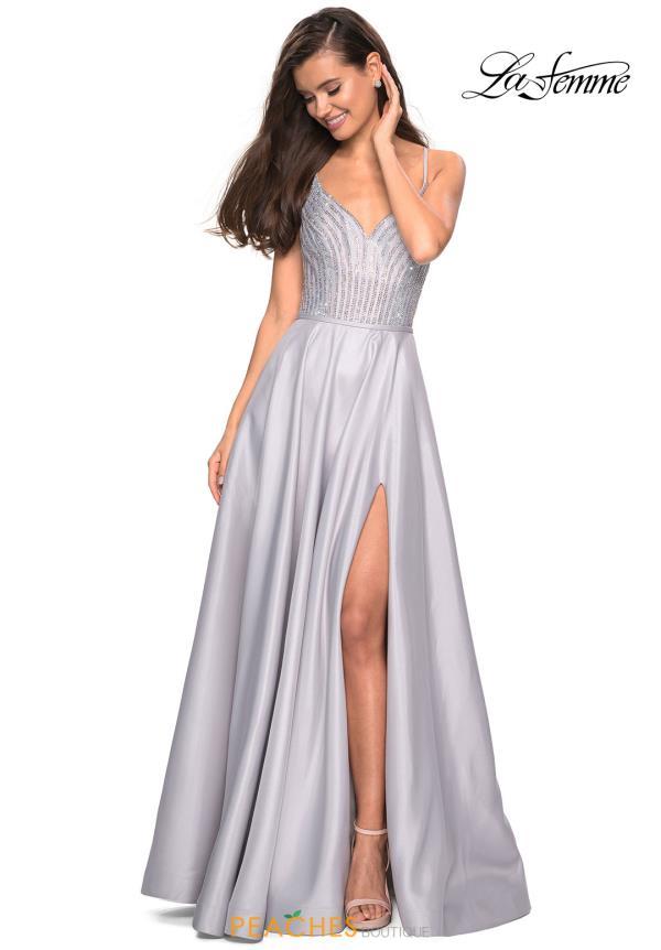 0536037c7cc2 La Femme Dress 27634 | PeachesBoutique.com