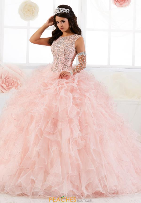 Exquisite Tiffany Quince Dress 26901