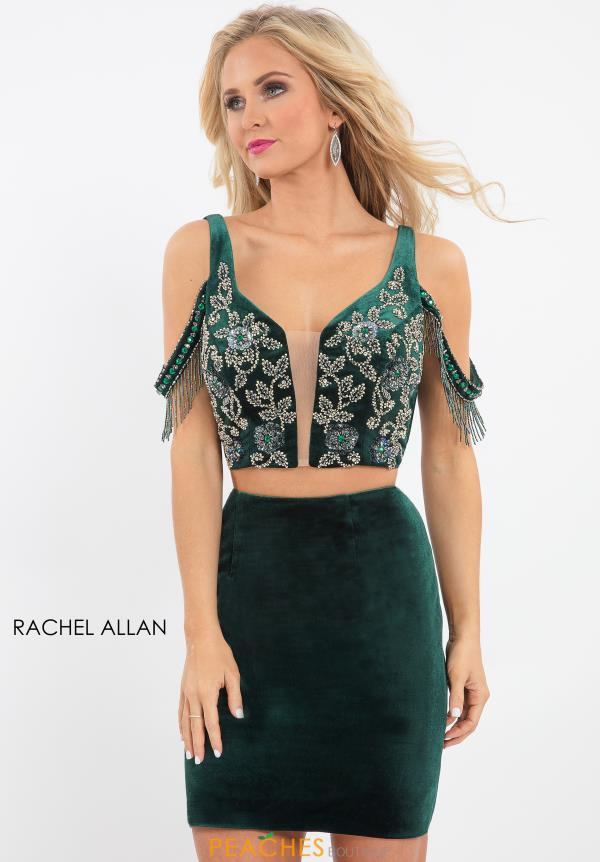 Two Piece Rachel Allen Dress 4591