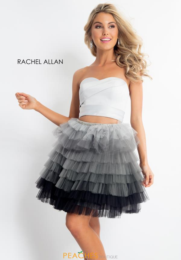 Rachel Allan Two Piece Dress 4596