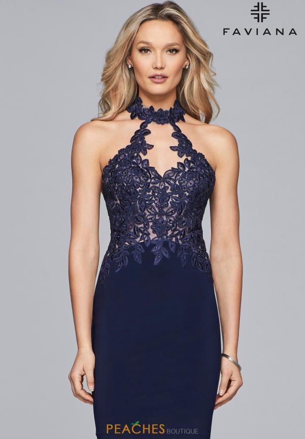 ef4198e608 Faviana Dress 10156