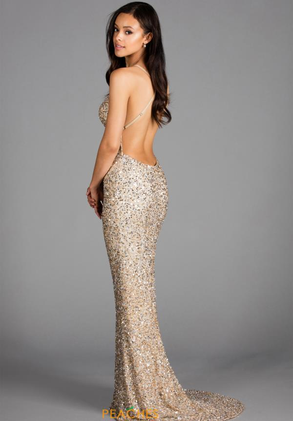 Fully Beaded Scala Dress 47551