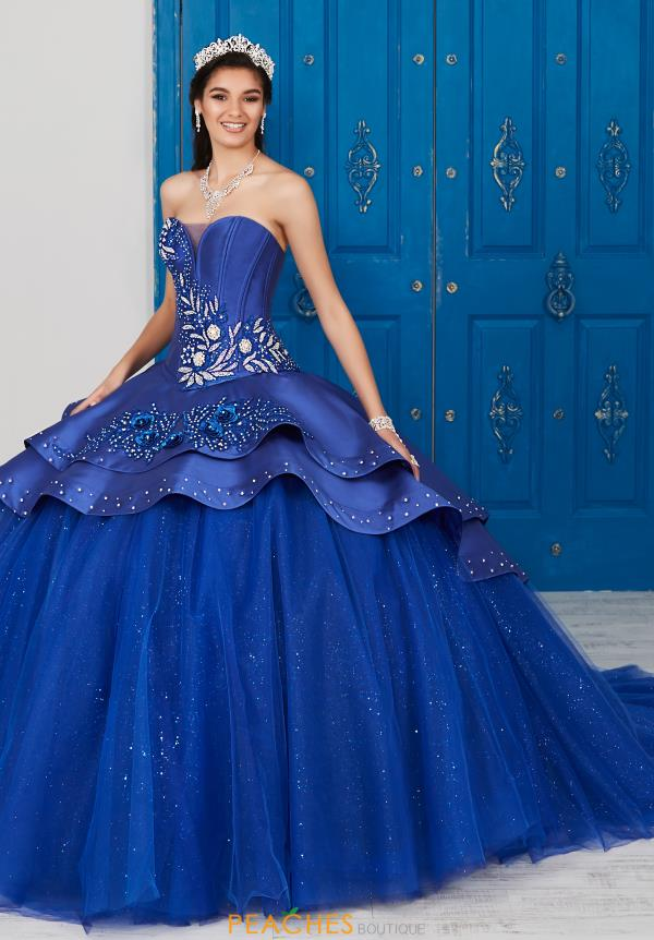Tiffany Quince Ball Gown 24038