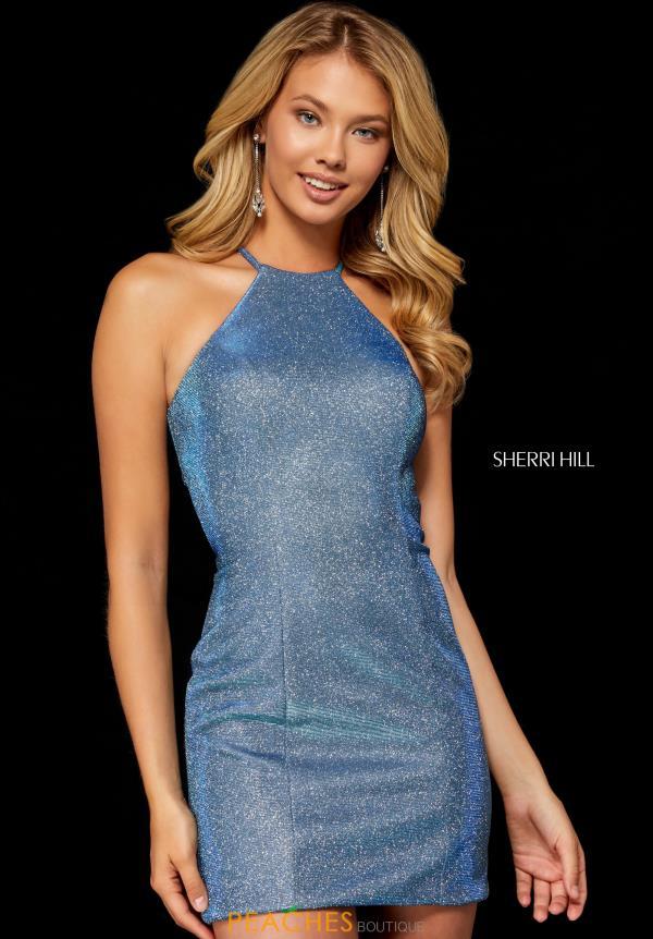 a8e438d34279 Sherri Hill Short Dress 52357