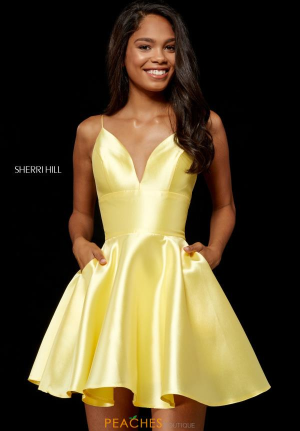 Sherri Hill Short Dress 52379  60e1598fe