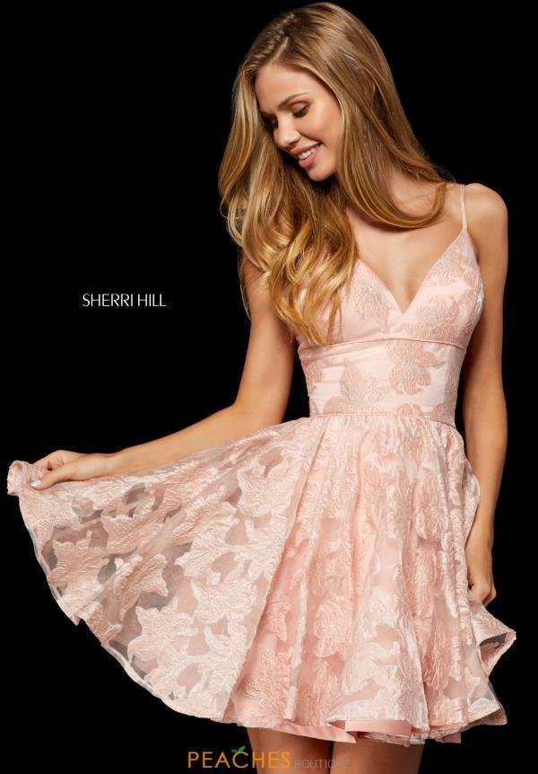 dc6ac9a9471 Sherri Hill Short Dress 52385