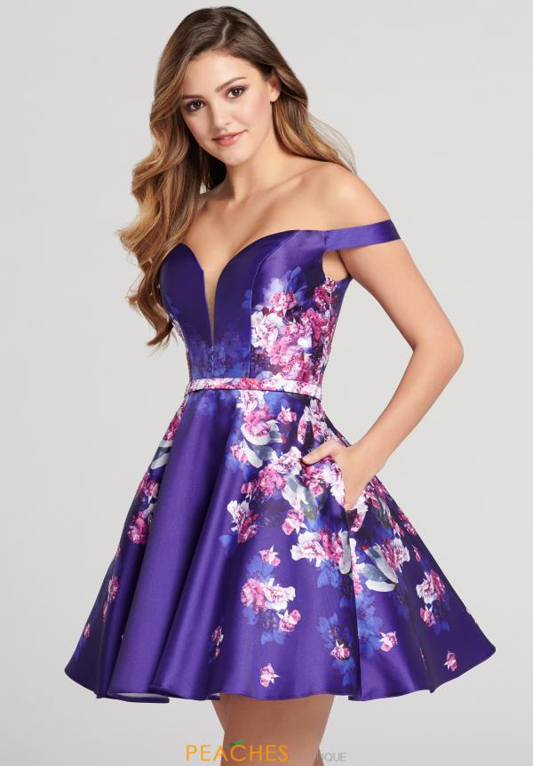 Ellie Wilde Dress EW21831S