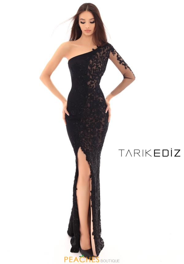 580d0187cb01 Tarik Ediz Dress 93614 | PeachesBoutique.com