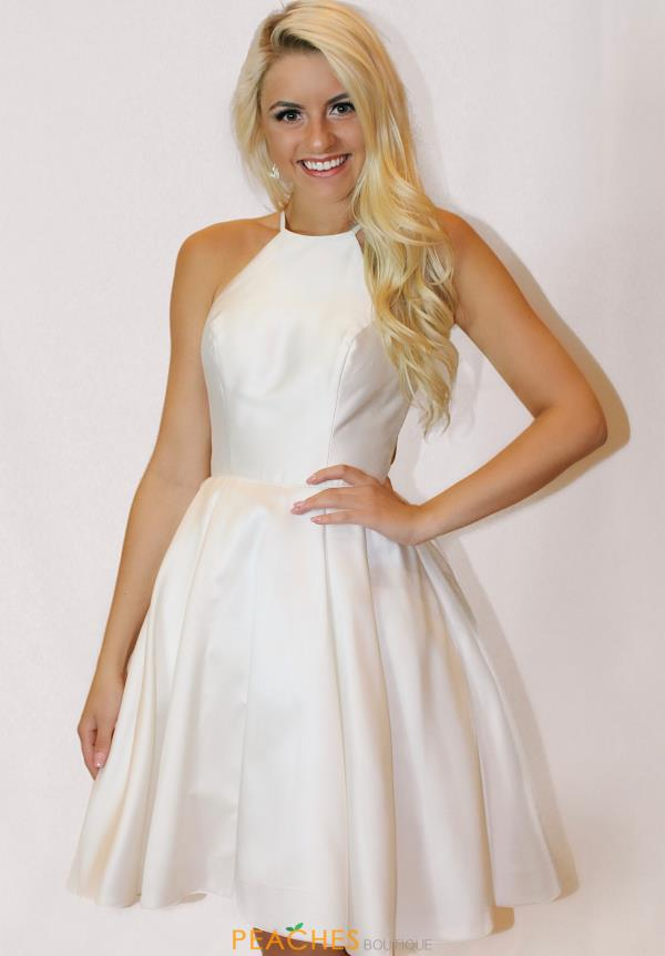 Sherri Hill Short A Line Dress S51829