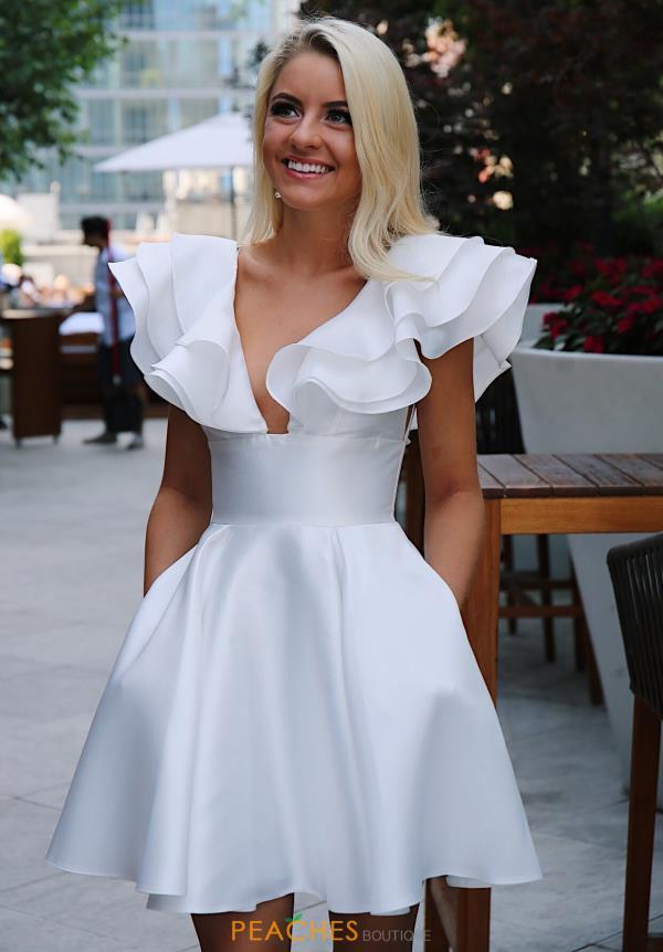 888eed36a8 Sherri Hill Short Dress 52360