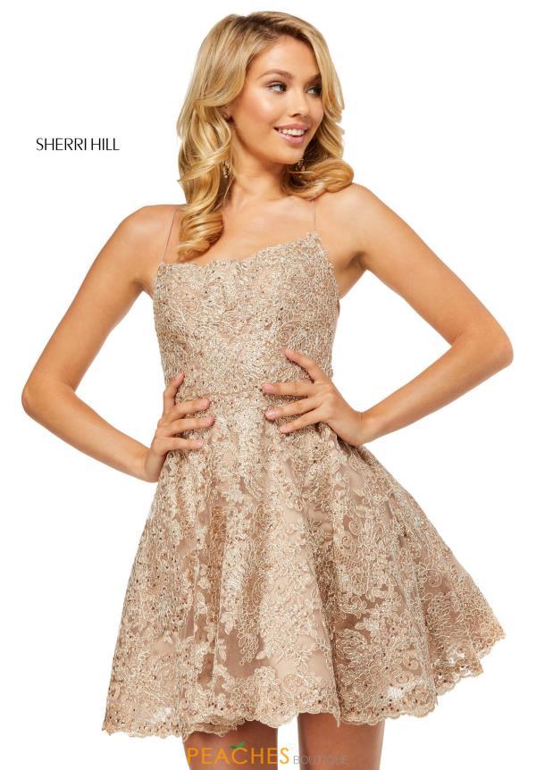 3bcf501e5a3 Sherri Hill Short Dress 52512