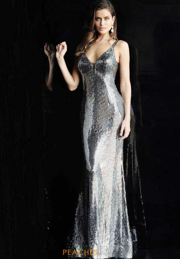 Jovani Long Fitted Dress 63511
