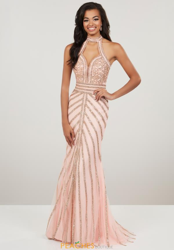 Panoply Beaded Long Dress 14915