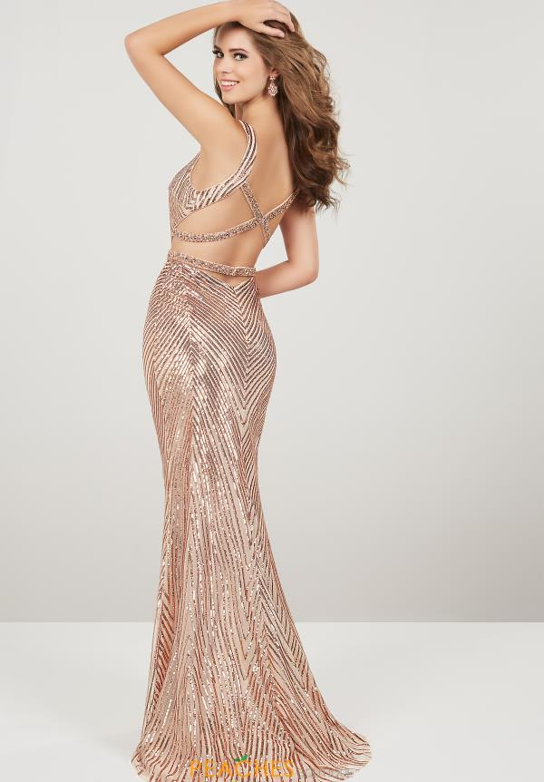 Panoply Long Fitted Dress 14932