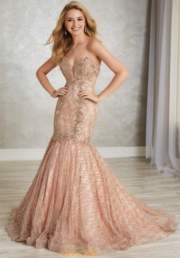 Tiffany Mermaid Lace Dress 16343