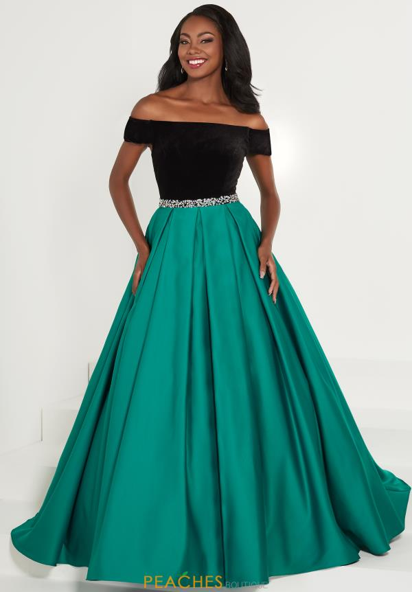 Tiffany Off the Shoulder Dress 46173