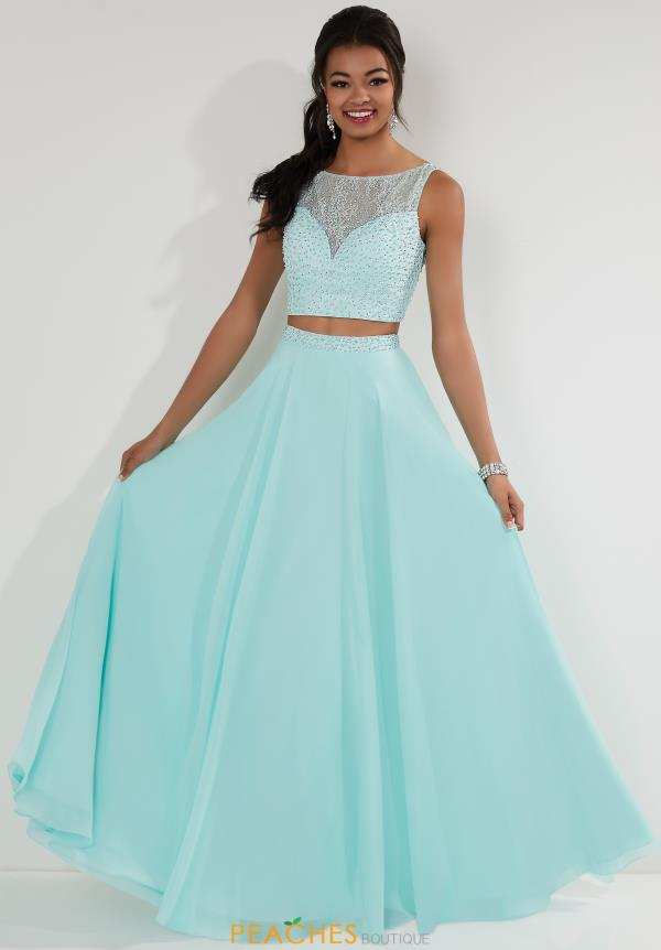 Studio 17 Two Piece Beaded Dress 12728