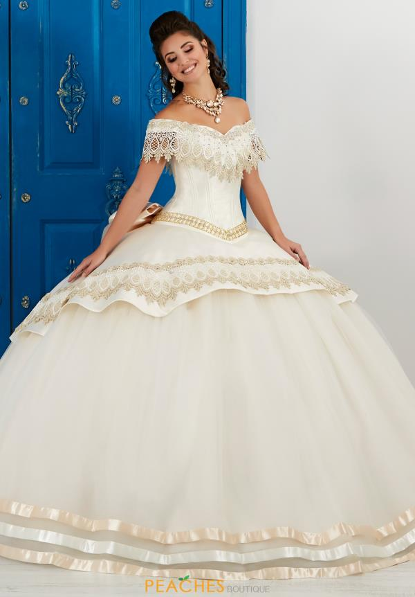 Tiffany Quinceanera Off the Shoulder Gown 24046