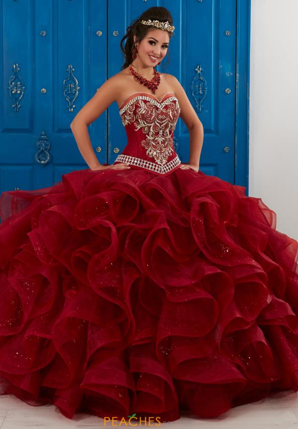 Tiffany Quinceanera Sweetheart Gown 24047