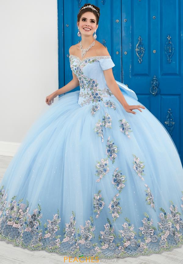 Tiffany Quinceanera Beaded Gown 24049
