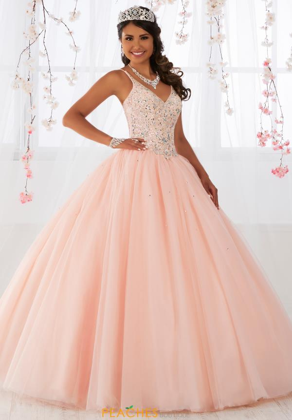 Tiffany Quinceanera Tulle Skirt Ball Gown 56371