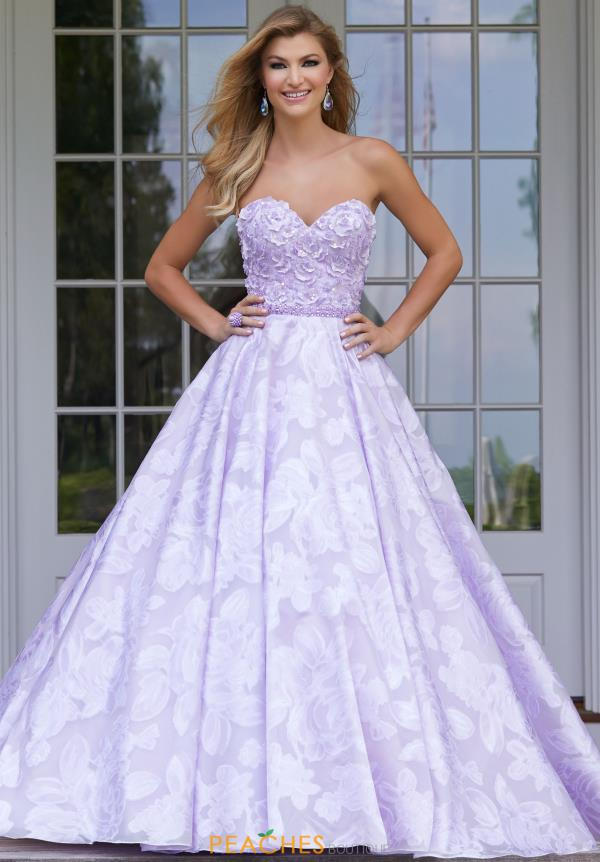 Mori Lee Sweetheart A Line Dress 43083