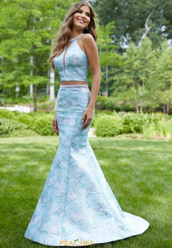 Morilee Two Piece Beaded Dress 43085