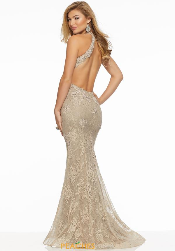 Morilee Beaded Fitted Dress 43113