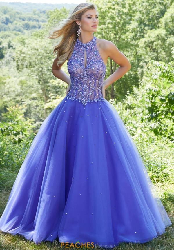 Morilee Ball Gown Beaded Dress 43128