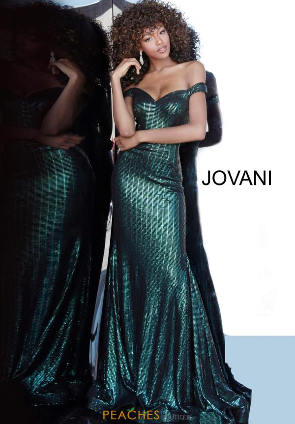Jovani Cap Sleeve Fitted Dress 00974