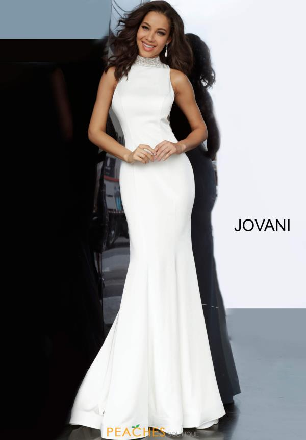 Jovani Long Fitted Dress 1005