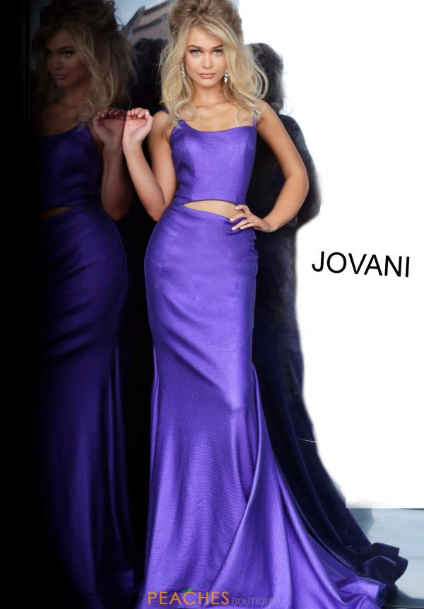 Jovani Sexy Scoop Neckline Dress 2137