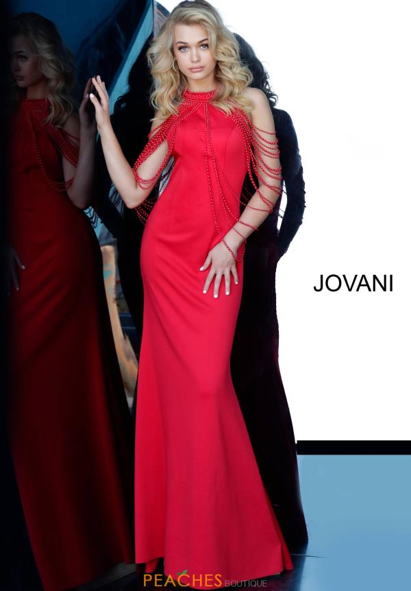 Jovani Off the Shoulder Dress 3549