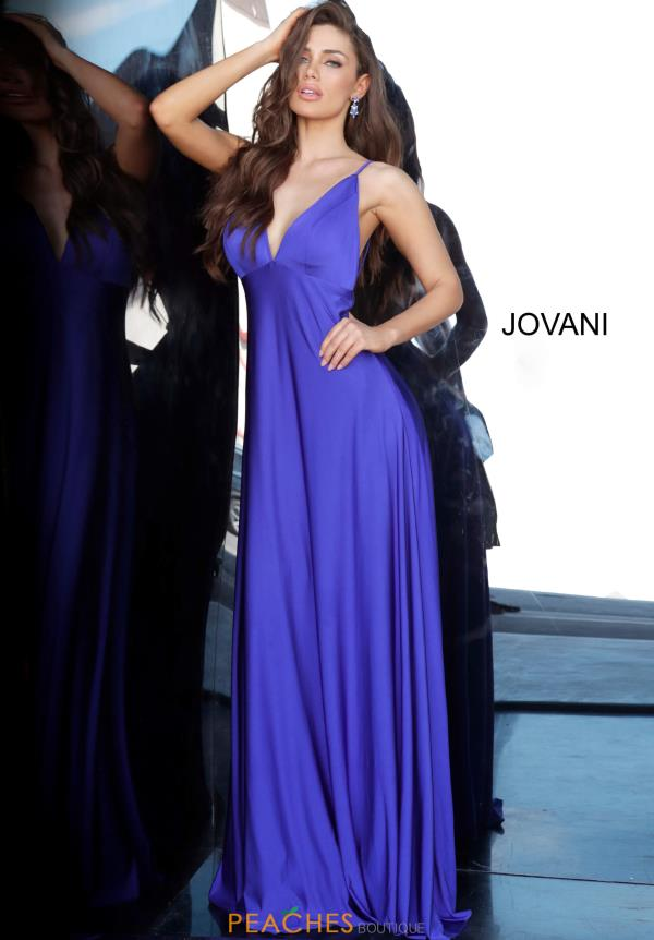 Jovani A Line Long Dress 67839