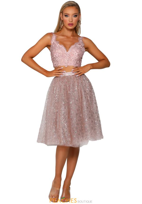 Portia and Scarlett Two Piece Lace Dress PS6009