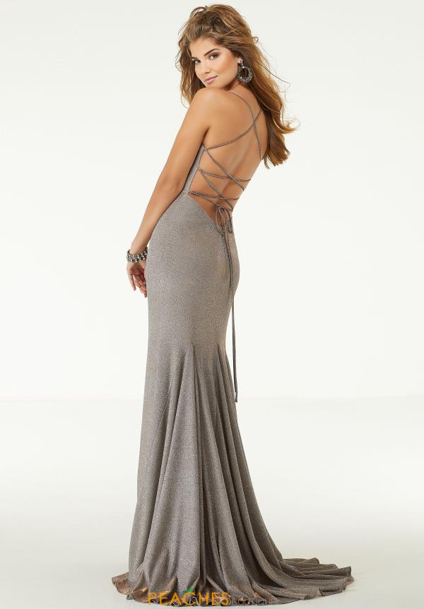 Morilee Sexy Open Back Dress 45019