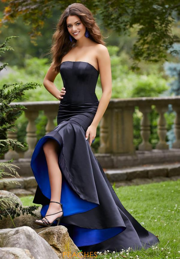Morilee Strapless Fitted Dress 45051