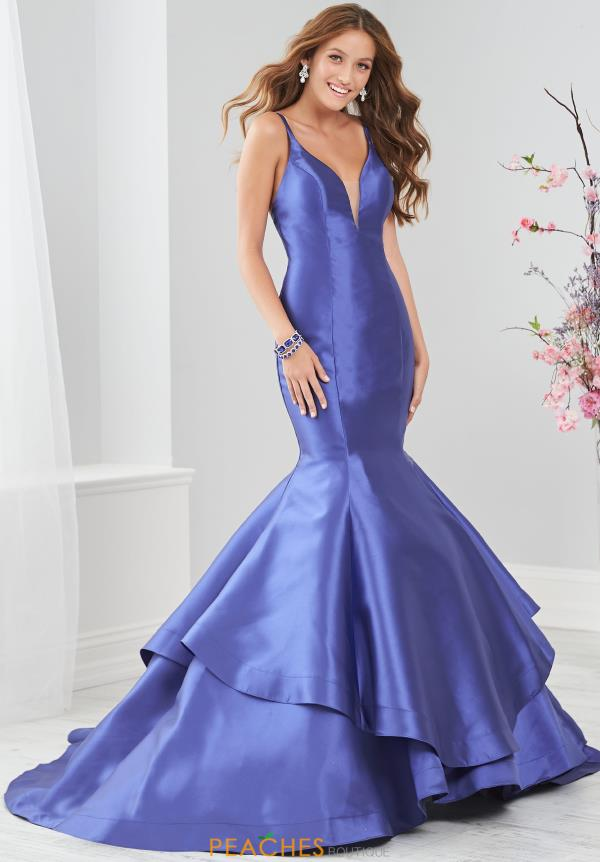 Tiffany Long Mermaid Dress 46215