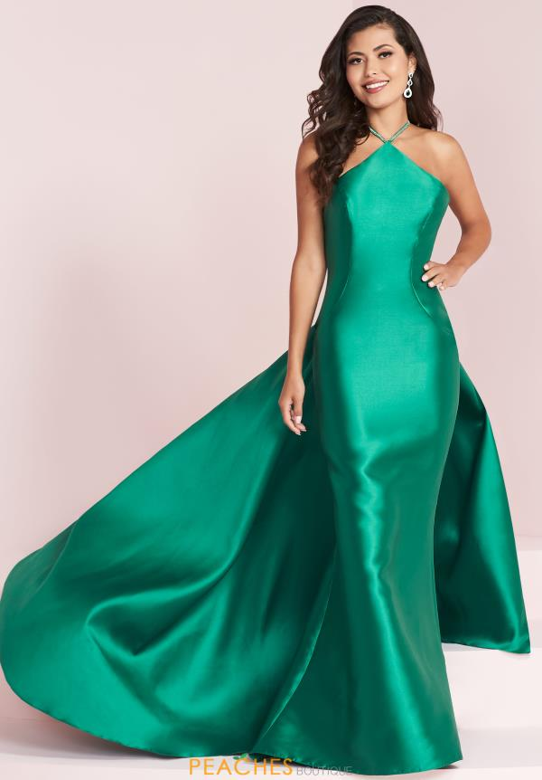 Panoply Long Fitted Dress 14037