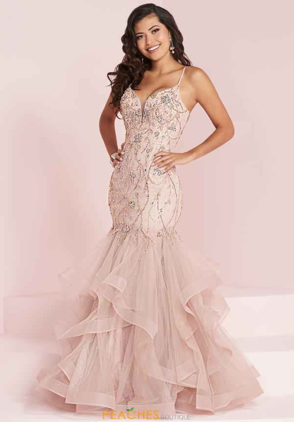 Panoply Beaded Mermaid Dress 14038