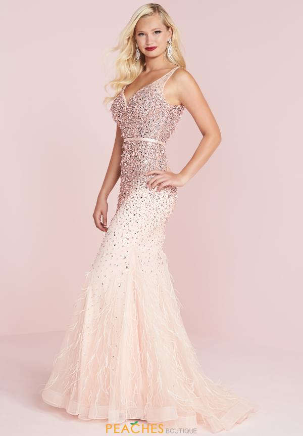 Panoply Fitted Beaded Dress 14048